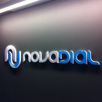 Photo taken at Novadial by Stephane C. on 5/29/2012