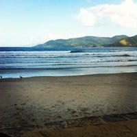 Foto tirada no(a) Praia da Lagoinha por Eliane C em 8/6/2012
