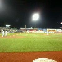 Photo taken at Somerset Patriots Baseball @ TD Bank Ballpark by Liz K. on 5/27/2012