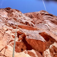 Photo taken at Valley of Fire State Park by Adrian R. on 4/4/2012