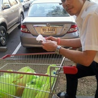 Photo taken at Big C Market by Pop Patiphan on 4/29/2012