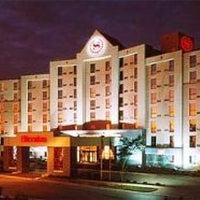 Photo taken at Sheraton Madison Hotel by Gator 7 on 4/12/2012
