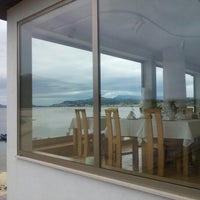 Photo taken at Restaurante Ínsua Clube by Isabel C. on 6/17/2012