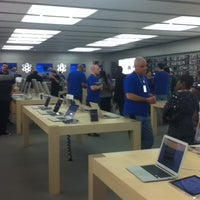 Photo taken at Apple Cherry Hill by Jackie L. on 4/4/2012