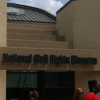 Photo taken at National Civil Rights Museum by Vaneskha W. on 7/29/2012