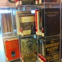 Photo taken at New York Public Library - Science, Industry and Business Library (SIBL) by Verna L. H. on 4/12/2012