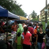 Photo taken at Pasar Malam by putera k. on 3/3/2012