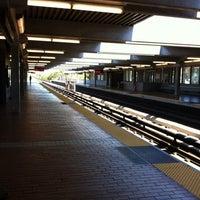 Photo taken at El Cerrito Plaza BART Station by RuLaZ L. on 4/20/2012