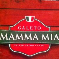 Foto tirada no(a) Galeto Mamma Mia por Rafael em 8/9/2012