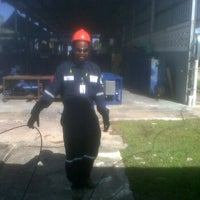 Photo taken at Schlumberger Trinidad Inc. by Sherwin A. on 2/10/2012