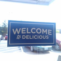 Photo taken at Culver's by Katheryn on 9/11/2012