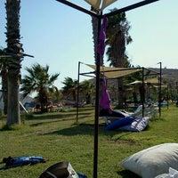 7/12/2012にIlker T.がAspat Beachで撮った写真