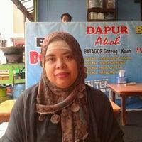 Photo taken at dapoer akoh by R. J N. on 9/4/2012