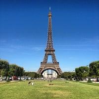 Photo prise au Jardin du Champ-de-Mars par Bryan H. le8/17/2012