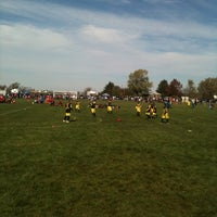 Photo taken at Spindler Sports Complex by Chad L. on 10/22/2011