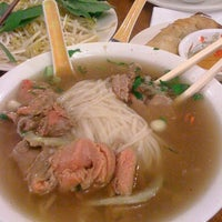Photo taken at Pho Hong by Jerah R. on 1/16/2011