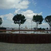 Photo taken at Punggol Promenade by Dean L. on 12/6/2011