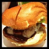 Photo taken at Gourmet Burger Kitchen by Aleksandrs Z. on 9/9/2012