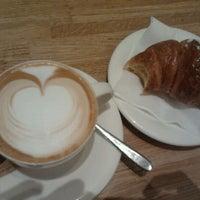 Photo taken at Bianco Latte by Elisa p. on 1/11/2012