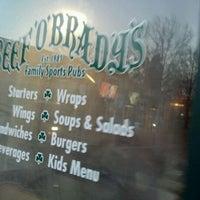 Photo taken at Beef 'O' Brady's by Drew O. on 2/26/2012