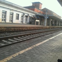 Photo taken at Stazione Vercelli by Marco B. on 9/8/2011