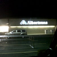 Photo taken at Albertsons by Sue P. on 1/11/2012