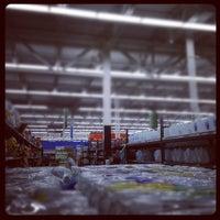 Photo taken at Walmart Supercenter by Danielle B. on 2/1/2012