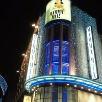 Photo taken at Prince of Wales Theatre by ♬ on 12/26/2011