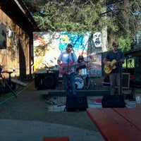 Photo taken at Crustys Pizza by Alex k. on 7/20/2012