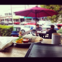 Photo taken at Pannikin Coffee & Tea by Alex W. on 7/3/2012