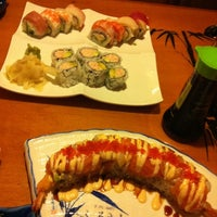 Photo taken at Furu Sato Sushi by Brittany R. on 9/15/2011