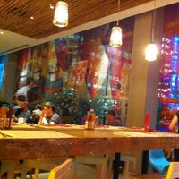 Photo taken at Wahaca by Katerinator on 4/18/2012