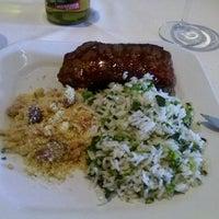 Photo taken at Senzala Restaurante by Eduardo N. on 12/8/2011