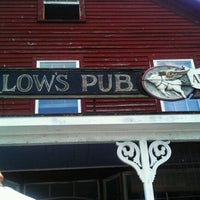 Photo taken at Harlows Pub by Kevin F. on 6/29/2011