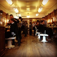 Photo taken at Fellow Barber by Andrew B. on 12/4/2011
