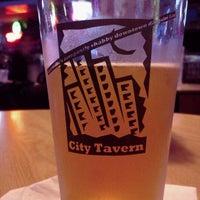 Photo taken at City Tavern by Elizabeth B. on 1/27/2012