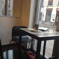 Photo taken at Café de Loge by Ville S. on 12/21/2011
