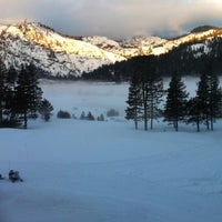 Photo taken at Resort at Squaw Creek by Maya B. on 1/30/2012
