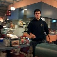 Photo taken at Brandon's Diner by Belle N. on 10/28/2011