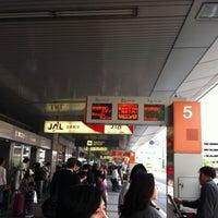 Photo taken at 第1ターミナルバスのりば by Atsushi K. on 5/7/2011
