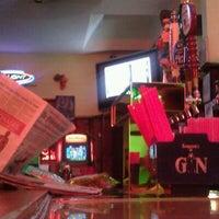 Photo taken at Gojjo Ethiopian Bar & Restaurant by Dorian L. on 7/20/2012