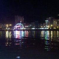 Photo taken at Cảng Cát Bà by An Huy T. on 7/3/2012