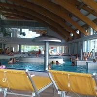 Photo taken at Velence Resort & Spa**** by Mark N. on 10/9/2011