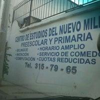 Photo taken at Centro de Estudios del Nuevo Milenio by Franco M. on 11/17/2011