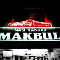 Photo taken at Restoran Makbul Nasi Kandar by ShamKamikaze on 4/3/2011