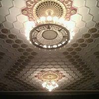 Снимок сделан в Кинотеатр «Киев» пользователем Катючча 🐾 12/26/2011