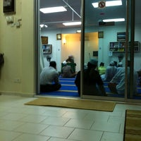 Photo taken at Surau Al Hidayah Seksyen 2 BMC by Mahathir S. on 1/16/2012