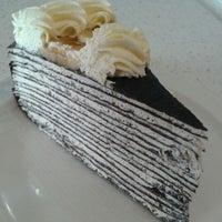 Photo taken at Nadeje Café by Max T. on 1/3/2012