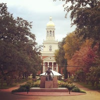 Foto diambil di Baylor University oleh Ashley C. pada 11/19/2011