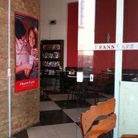 Photo taken at Fran's Café by Daniel P. on 9/7/2011